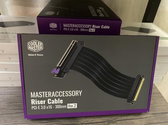 Cooler Master Accessory: Universal Riser Cable