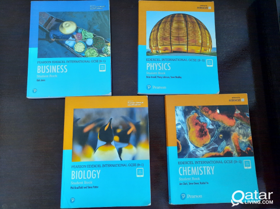IGCSE Textbooks, Past papers & Stationery