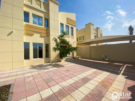 Beautiful 4 bedrooms+2 maid's villa in Ain Khaled