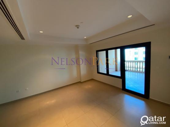 1 Bedroom+Office with grace period in Porto Arabia