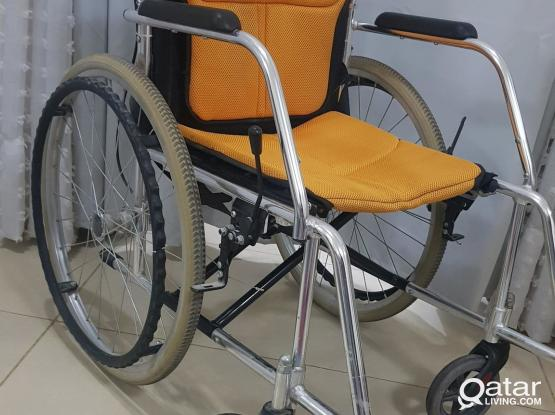 Good Quality Wheel Chair + free delivery