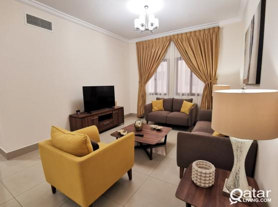 Affordable Fully Furnished 2BHK in a compound WCIGF