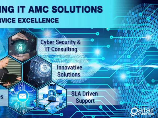 IT SUPPORT - CALL BASIS |AMC- MONTHLY / YEARLY / HOURLY CONTRACT | CALL: 30322938