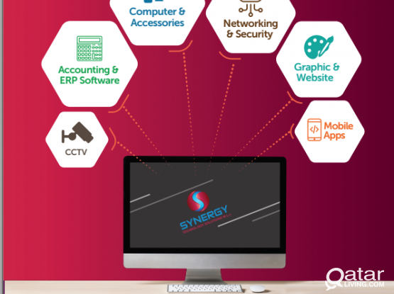 Complete IT Solution |IT Hardware|Networking|IT Support|Telephony|Software|CCTV|30322938