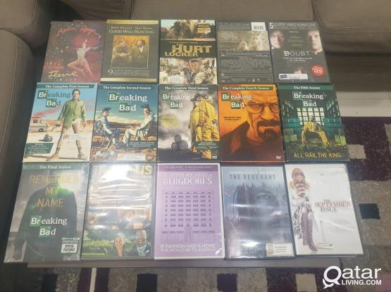 Top Rated genuine DVD's - Mint Condition