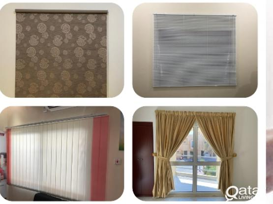 Office Curtain, Roller blinds