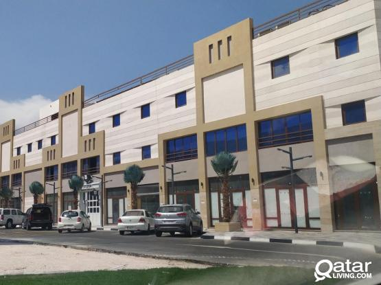 40sqm brand new showroom available in abuhamour