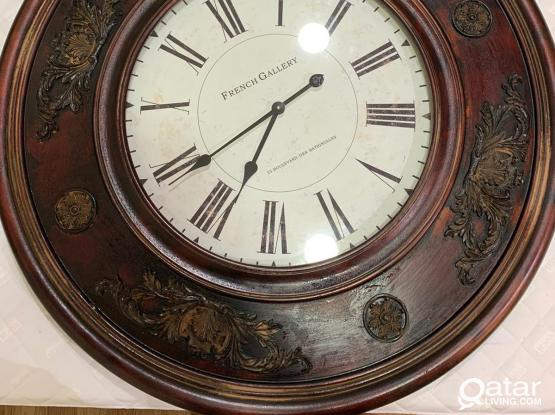 Huge Size antique style wall clock