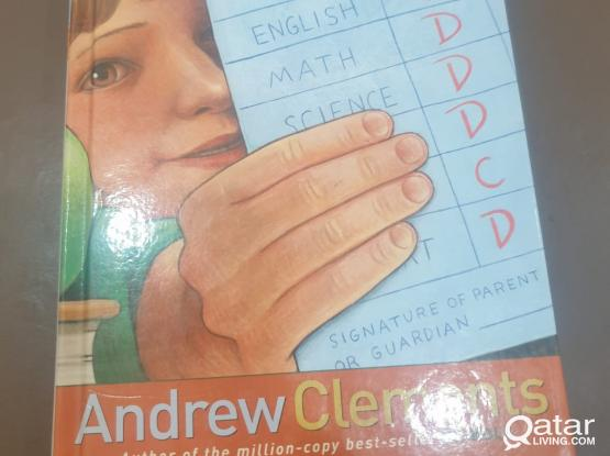 The Report Card By ANDREW CLEMENTS - Hard Cover