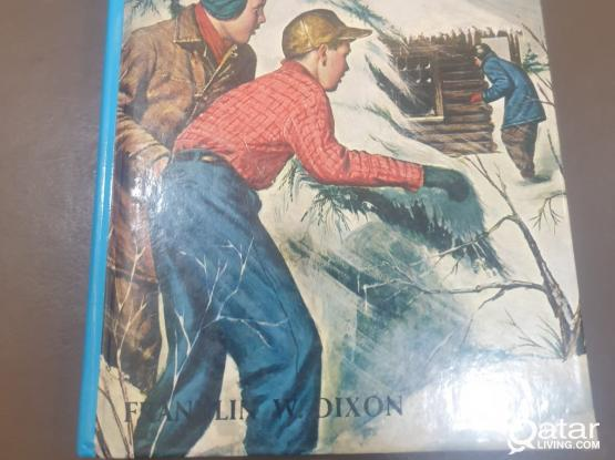 The Hardy Boys - The mystery of the cabin island - Hard Cover