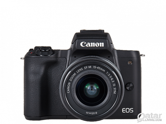 Like new rarely used canon EOS M50 camera with Box including memory card and Case  - 2200 QR