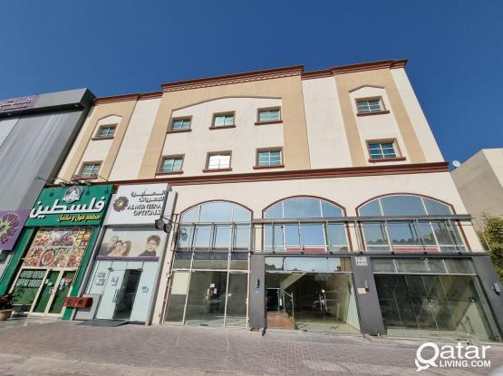 PRIME LOCATION !!  spacious shop for rent in Wakra(JW31)