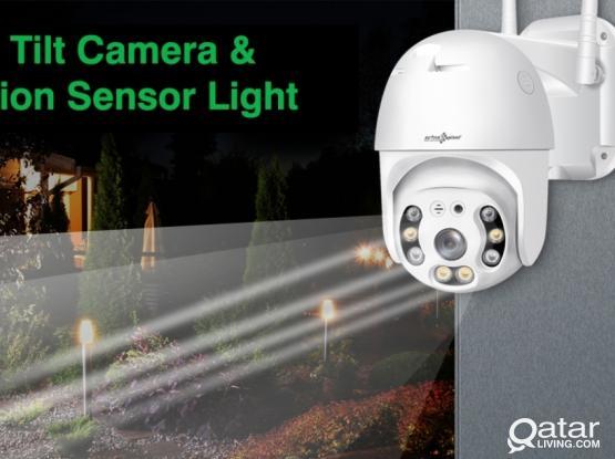 Wireless Wifi PTZ Camera (Pan Tilt Zoom) outdoor&indoor camera