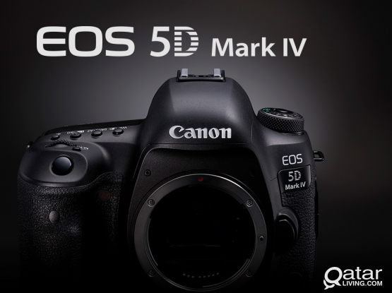 Canon 5d mark 4 Almost new