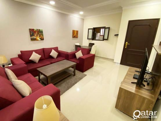 Beautiful Furnished 1Bedroom Near Airport