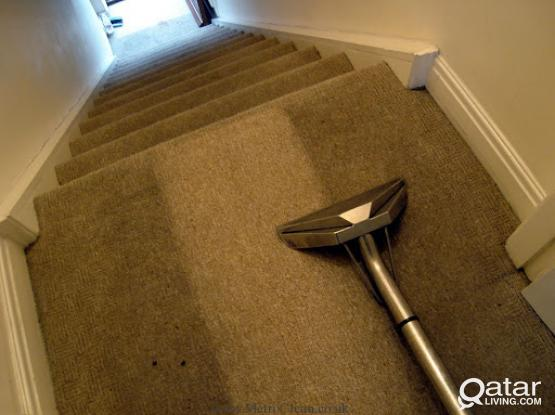 Carpet & sofa cleaning - by professional cleaner 24-7 available( al khor,um salal messaid ,al ruwais
