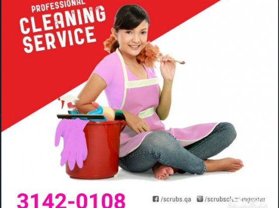 Scrubs House Cleaning/Disinfection/Pest Control/Mattress and Sofa Service Call 3142-0108