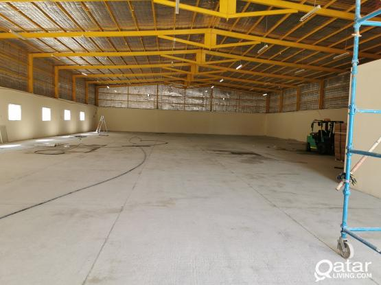 1200.sqm STORE FOR RENT