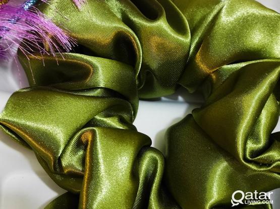 Trending scrunchies