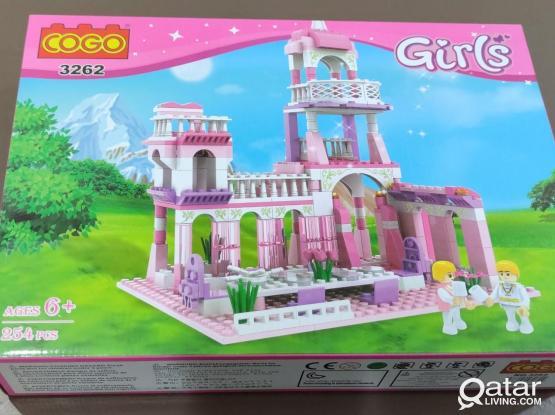 Princess Palace [Full Set] building blocks