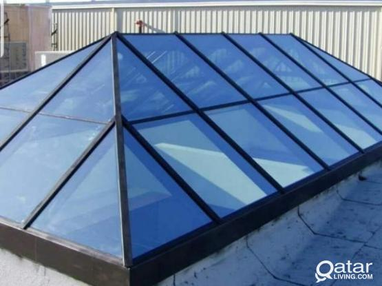 All kinds of Glass Supply & Installation. Please contact 77682233