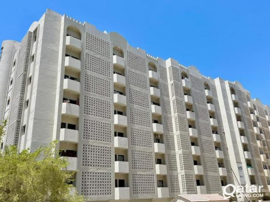 1 MONTH FREE !! SPACIOUS 2 BHK UNFURNISHED AVAILABLE NEAR QATAR NATIONAL MUSEUM, CORNICHE !!