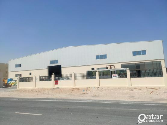 5100-SQM CARPENTRY STORE FOR RENT AT BIRKATH AL AWAMER