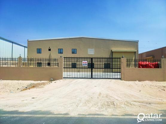 3650SQM WARHOUSE FOR SALE