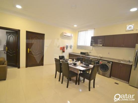 Brand New Fully Furnished 2 Bedroom Apartment in Al Wukair