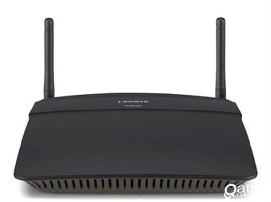 Linksys EA6100 smart wifi router