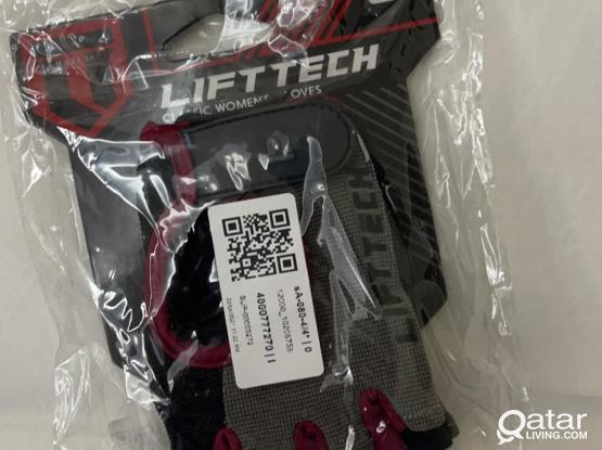 Training gloves s-m size new