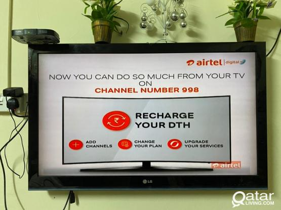 "LG Full HD TV 42"""