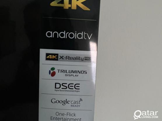 "Sony Bravia Tv ""55 "" inch"