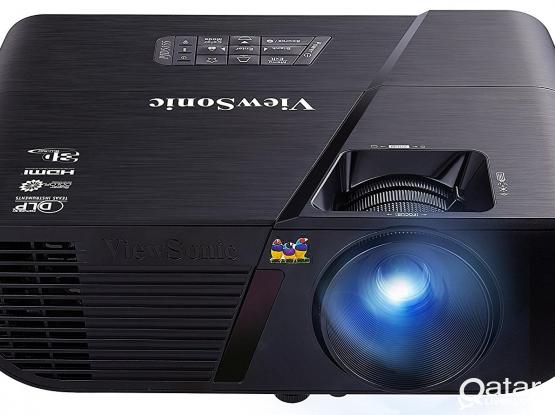ViewSonic PJD5155 3300 Lumens SVGA DLP Projector with HDMI