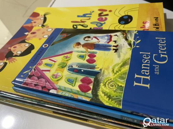 Full Set Grade 1 Book (new) for Srilankan School