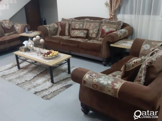 Sofa Set 3+2+2