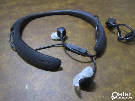 Bose qc30 noise canceling wireless headphones