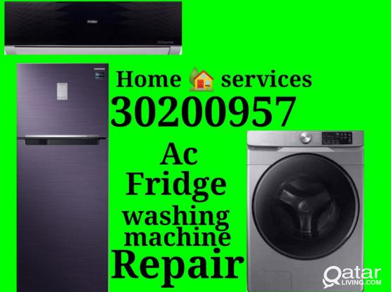 Fridge,  washing machine repair 30200957