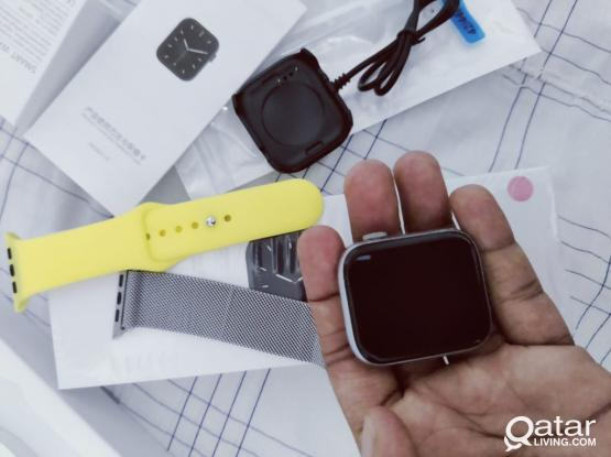Apple Watch Seires5 Copy With Apple Logo.