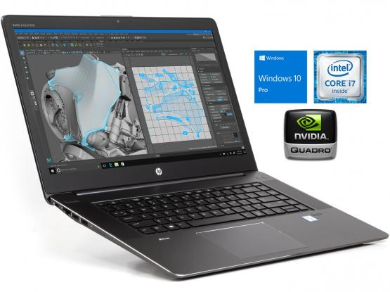 "HP Zbook Studio G3 15.6"" Touch (512GB, Intel Core i7 6th Gen., 3.5GHz, 16GB)"