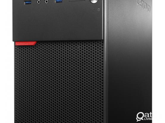"Lenovo ThinkCentre M900- i7-6th Generation CPU 3.40GHZ-16GB RAM-256GB SSD-1TB HDD-4GB Graphics Card-24""inch"