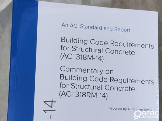 ACI 318RM-14 Building Code Requirements for Concrete Book - Civil Engineering Book