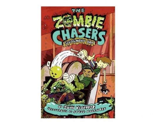The Zombie Chasers #3: Sludgment Day - Hard Cover - Mint Condition