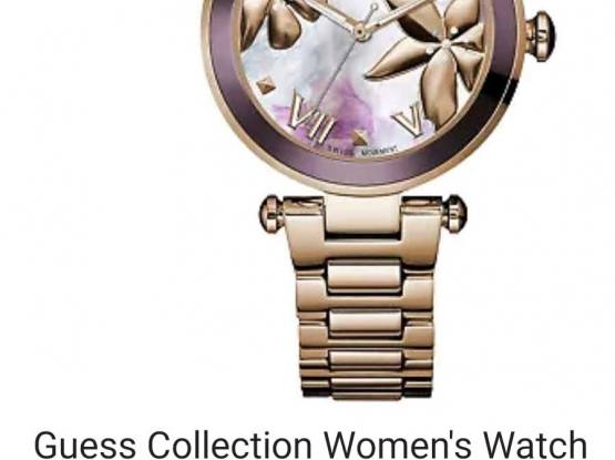 Guess collection watch ladies designer eid gift