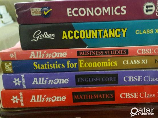 CBSE grade 11 Guide books and text books