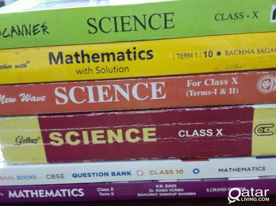 CBSE grade 10 Guide books