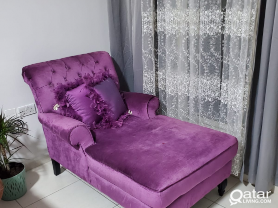 Relax sofa with mirror