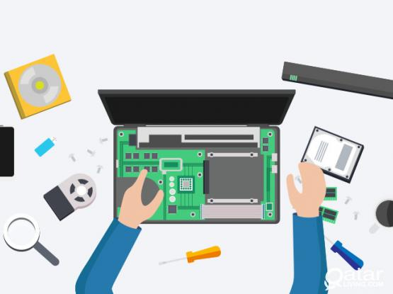 Laptop & PC repair, services with second hand PC, Laptop Buy & Sell