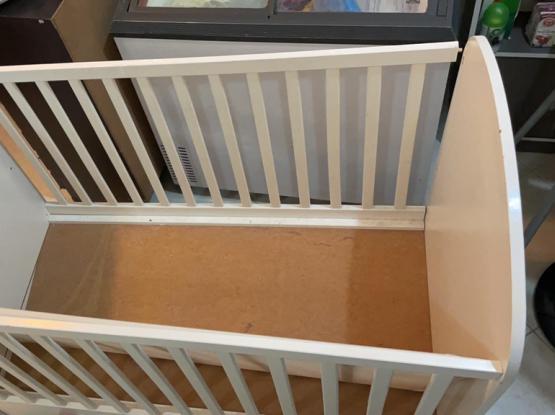 Free Ikea Crib