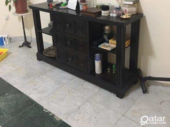 Dining Table Buffet